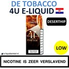 4U E-liquid DE Tobacco (Deserthip) Low