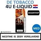 4U E-liquid DE Tobacco (Deserthip) Medium