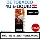 4U E-liquid DE Tobacco (Deserthip) High