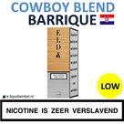Barrique E-liquid Cowboy Blend Low