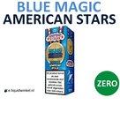 American Stars E-liquid Blue Magic Zero
