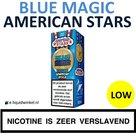 American Stars E-liquid Blue Magic Low