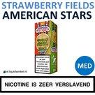 American Stars E-liquid Strawberry Fields Forever Medium
