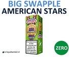 American Stars E-liquid Big Swapple Zero
