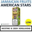 American Stars E-liquid Jamaican Fruits Low