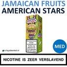 American Stars E-liquid Jamaican Fruits Medium