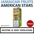 American Stars E-liquid Jamaican Fruits High