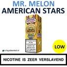American Stars E-liquid Mr. Melon Low