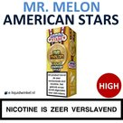 American Stars E-liquid Mr. Melon High