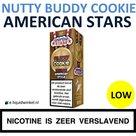American Stars E-liquid Nutty Buddy Cookie Low