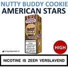 American Stars E-liquid Nutty Buddy Cookie High