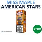 American Stars E-liquid Miss Maple Zero
