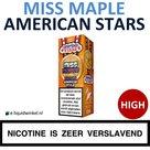 American Stars E-liquid Miss Maple High