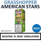 American Stars E-liquid Grasshopper Medium