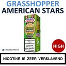 American Stars E-liquid Grasshopper High