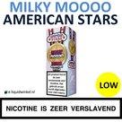 American Stars E-liquid Milky Moooo Low