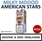 American Stars E-liquid Milky Moooo High