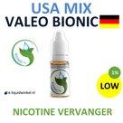 Valeo BioNic E-liquid USA Mix Low