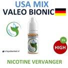 Valeo BioNic E-liquid USA Mix High