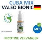 Valeo BioNic E-liquid Cuba Mix Medium