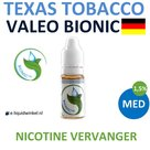 Valeo BioNic E-liquid Texas Tobacco Medium