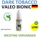 Valeo BioNic E-liquid Dark Tobacco Low
