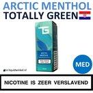 Totally Green E-liquid Arctic Menthol Medium