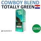 Totally Green E-liquid Cowboy Blend Zero