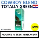 Totally Green E-liquid Cowboy Blend Low