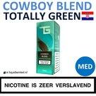 Totally Green E-liquid Cowboy Blend Medium