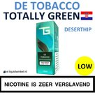 Totally Green E-liquid DE (Deserthip) Tobacco Low