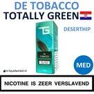 Totally Green E-liquid DE (Deserthip) Tobacco Medium