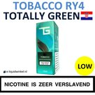 Totally Green E-liquid Tobacco RY4 Low