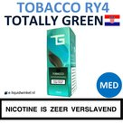 Totally Green E-liquid Tobacco RY4 Medium