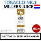 Millers Juice e-liquid Tobacco nr.1 High