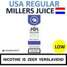Millers Juice USA Regular Low