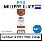 Millers Juice RY4 Tabak Medium