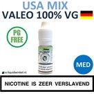 Valeo E-liquid VG USA Mix Medium