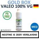 Valeo E-liquid VG Gold Box Medium
