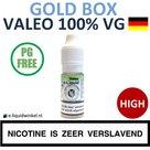 Valeo E-liquid VG Gold Box High