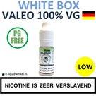 Valeo E-liquid VG White Box Low