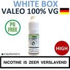 Valeo E-liquid VG White Box High