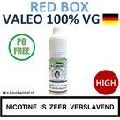 Valeo E-liquid VG Red Box High
