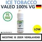 Valeo E-liquid VG Ice Tobacco Low