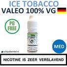 Valeo E-liquid VG Ice Tobacco Medium