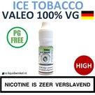 Valeo E-liquid VG Ice Tobacco High