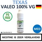 Valeo E-liquid VG Texas Tobacco Medium