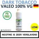 Valeo E-liquid VG Dark Tobacco Low