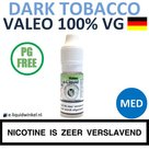 Valeo E-liquid VG Dark Tobacco Medium