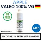 Valeo E-liquid VG Apple Medium